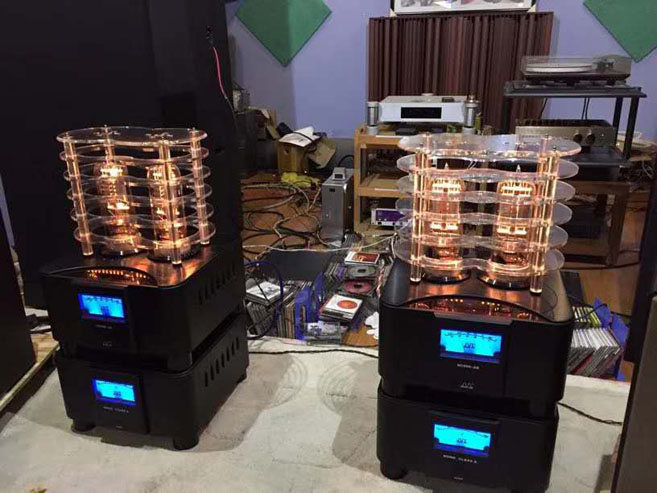 Mingda Handicrafted High End Valve Amplifiers